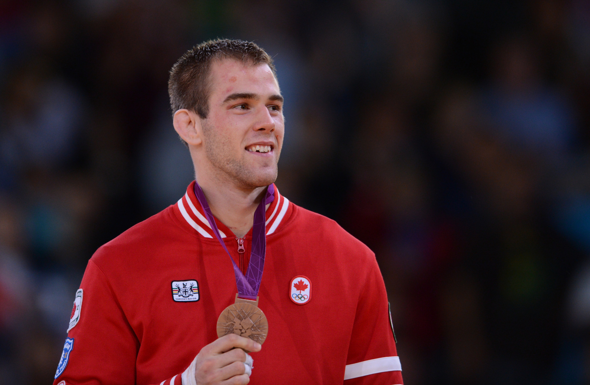 Antoine Valois-Fortier was the last Canadian judoka to win an Olympic medal, doing so at London 2012 ©Getty Images