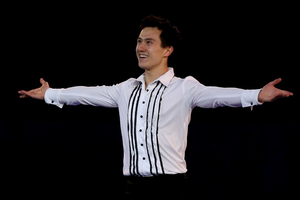 Patrick Chan, who won two silver medalls at Sochi 2014, is one of the nine new Torchbearers announced for the Pan Am Games ©Getty Images