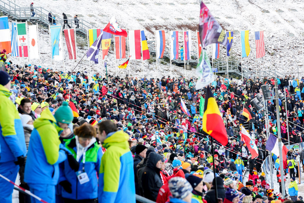 IBU move Biathlon World Cup event from Ruhpolding to Oberhof in latest schedule change