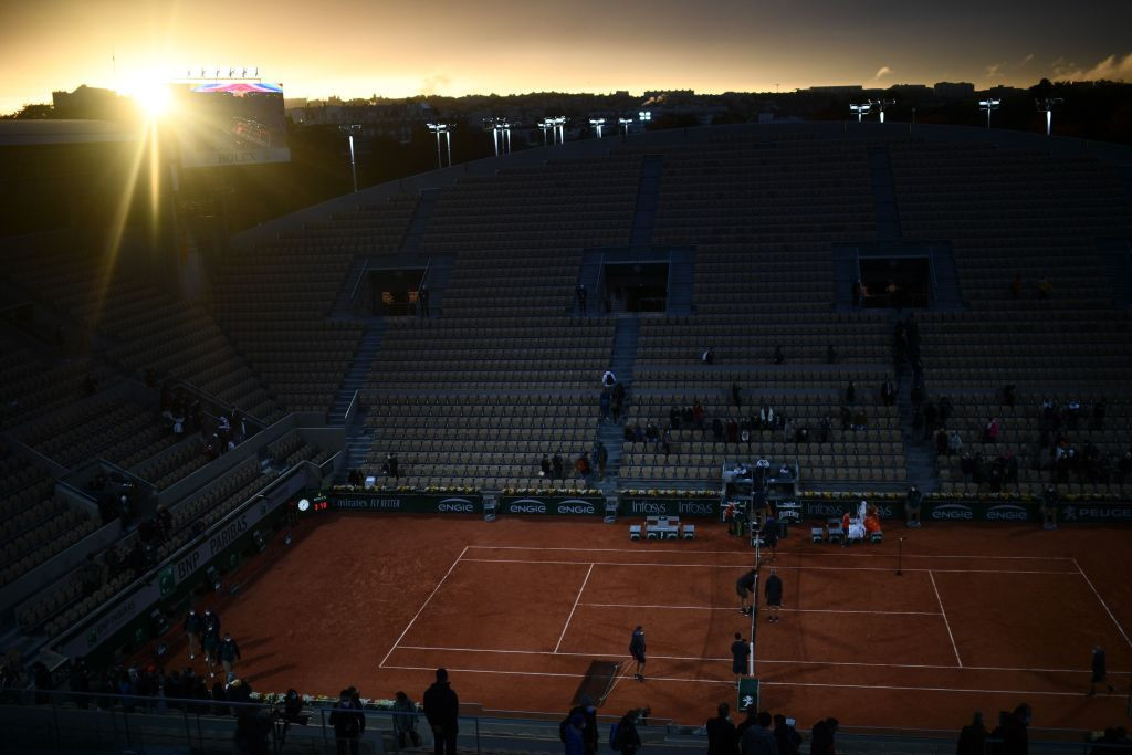 The French Open has been hit by allegations of match-fixing ©Getty Images
