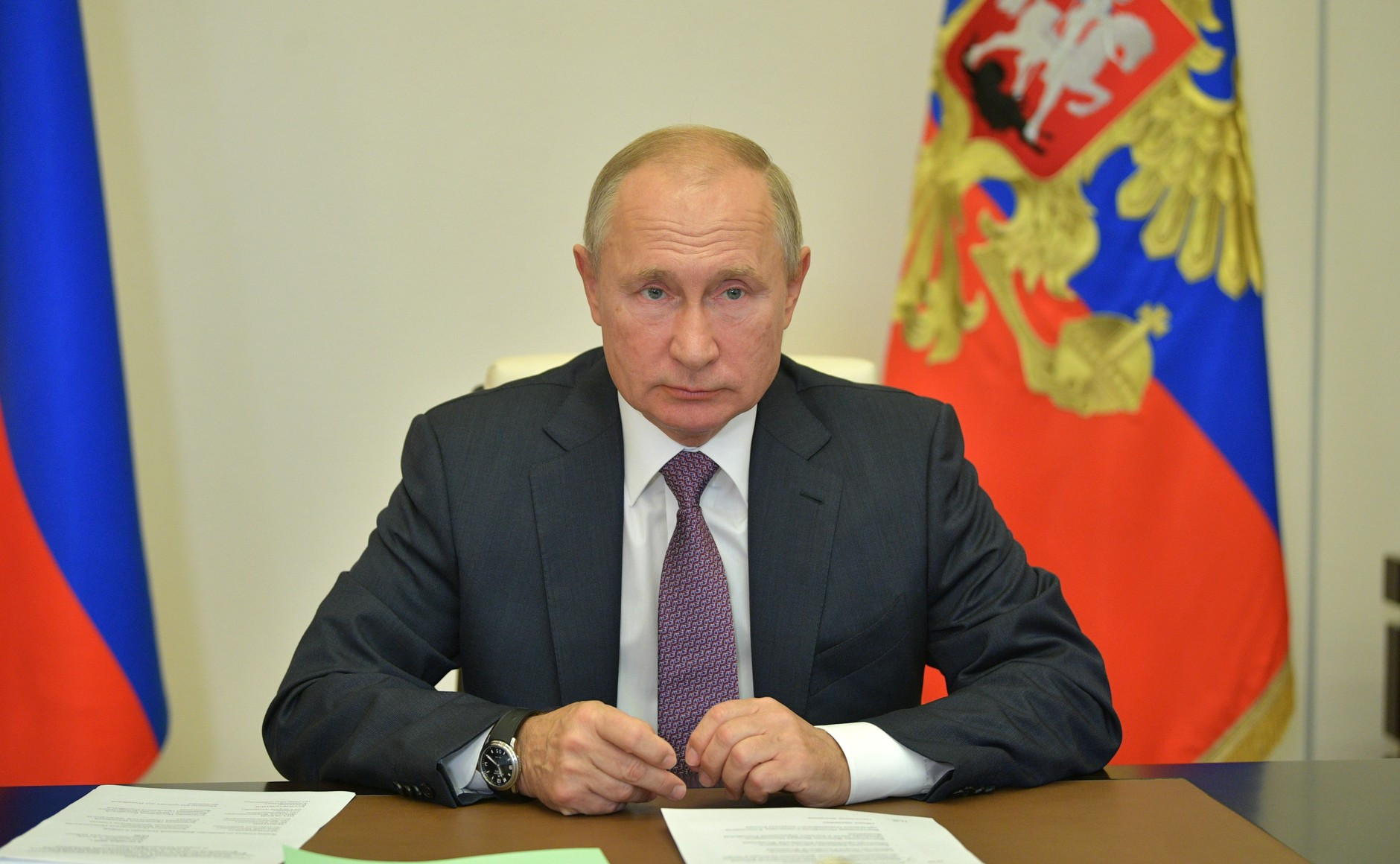 Russian President Vladimir Putin has said that the sanctions applied by WADA against Russian athletes are