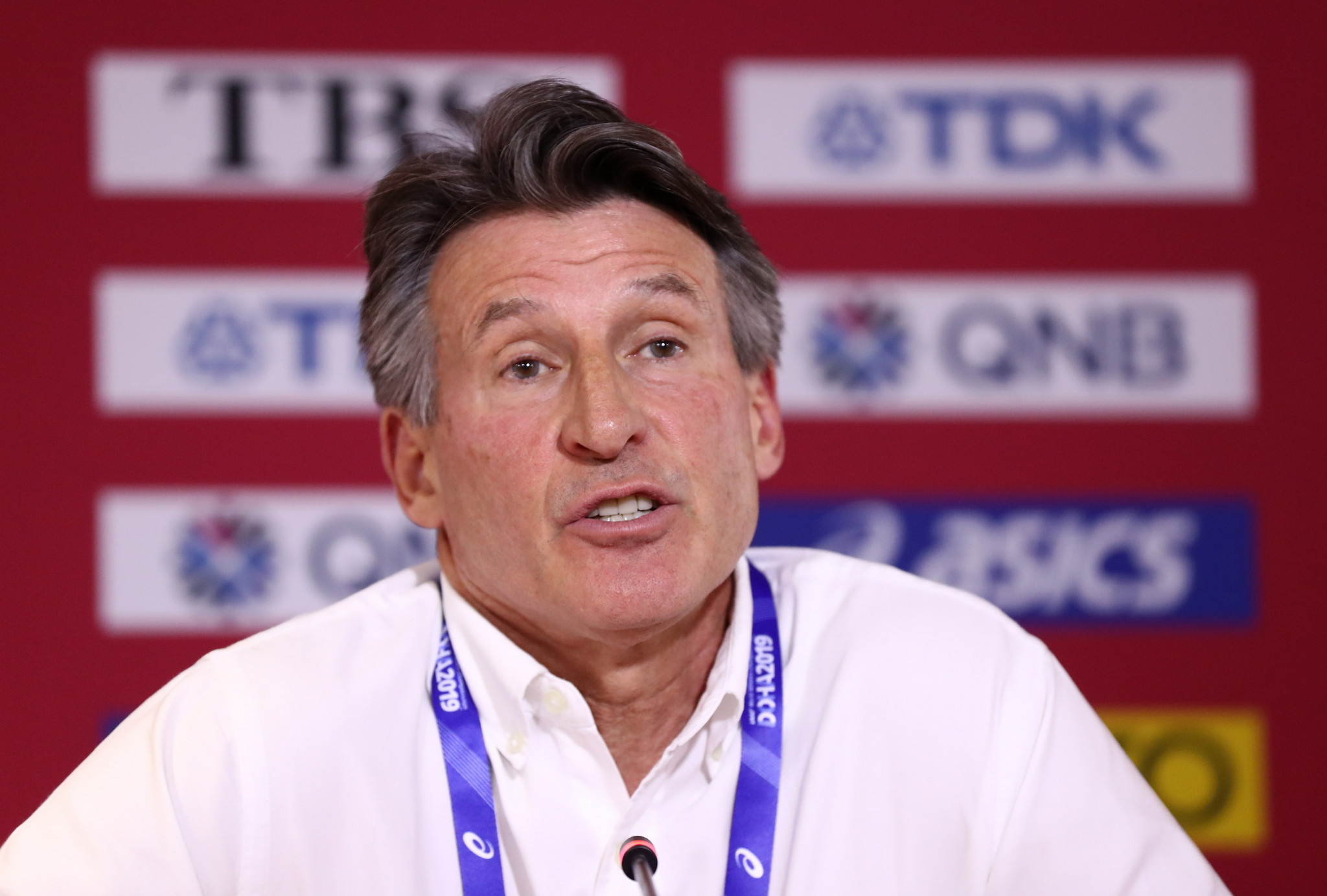 World Athletics President Coe to visit National Stadium during trip to Tokyo