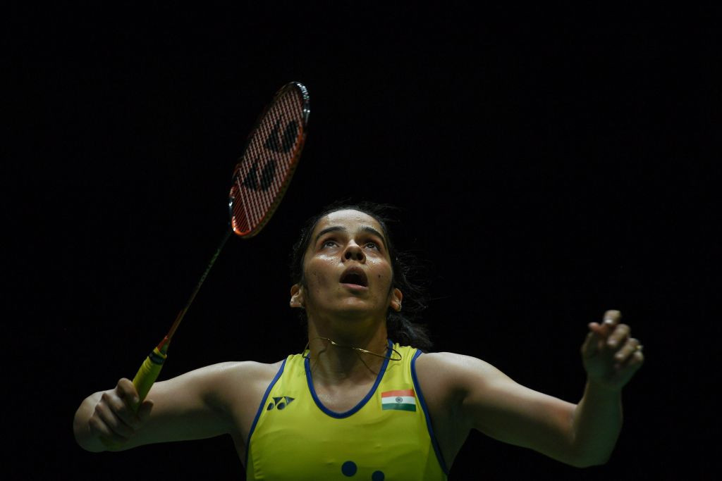 Saina Nehwal has withdrawn from the upcoming BWF Denmark Open ©Getty Images