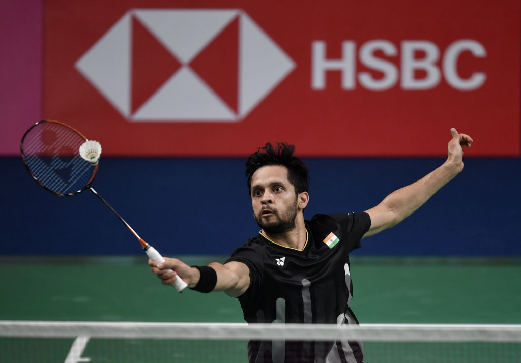 Men's singles world number 24 Parupalli Kashyap has also withdrawn from the BWF Denmark Open ©Getty Images
