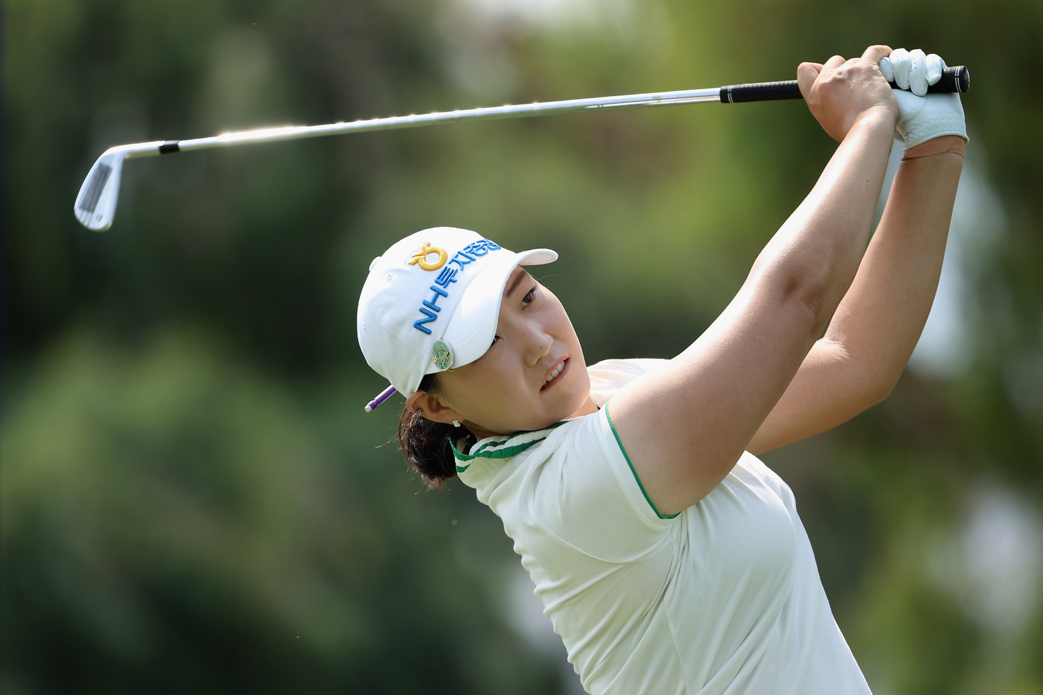 Lee aiming for second major title at Women's PGA Championship