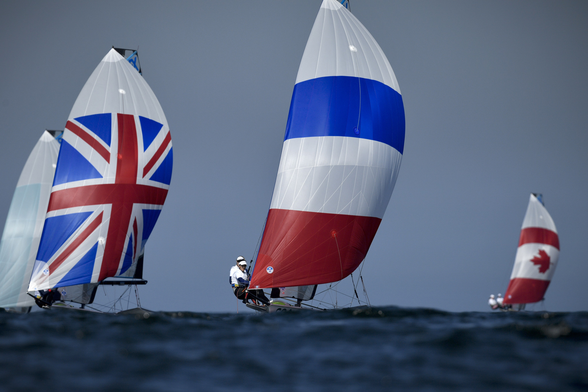 The IOC has intervened in sailing's Presidential election ©Getty Images