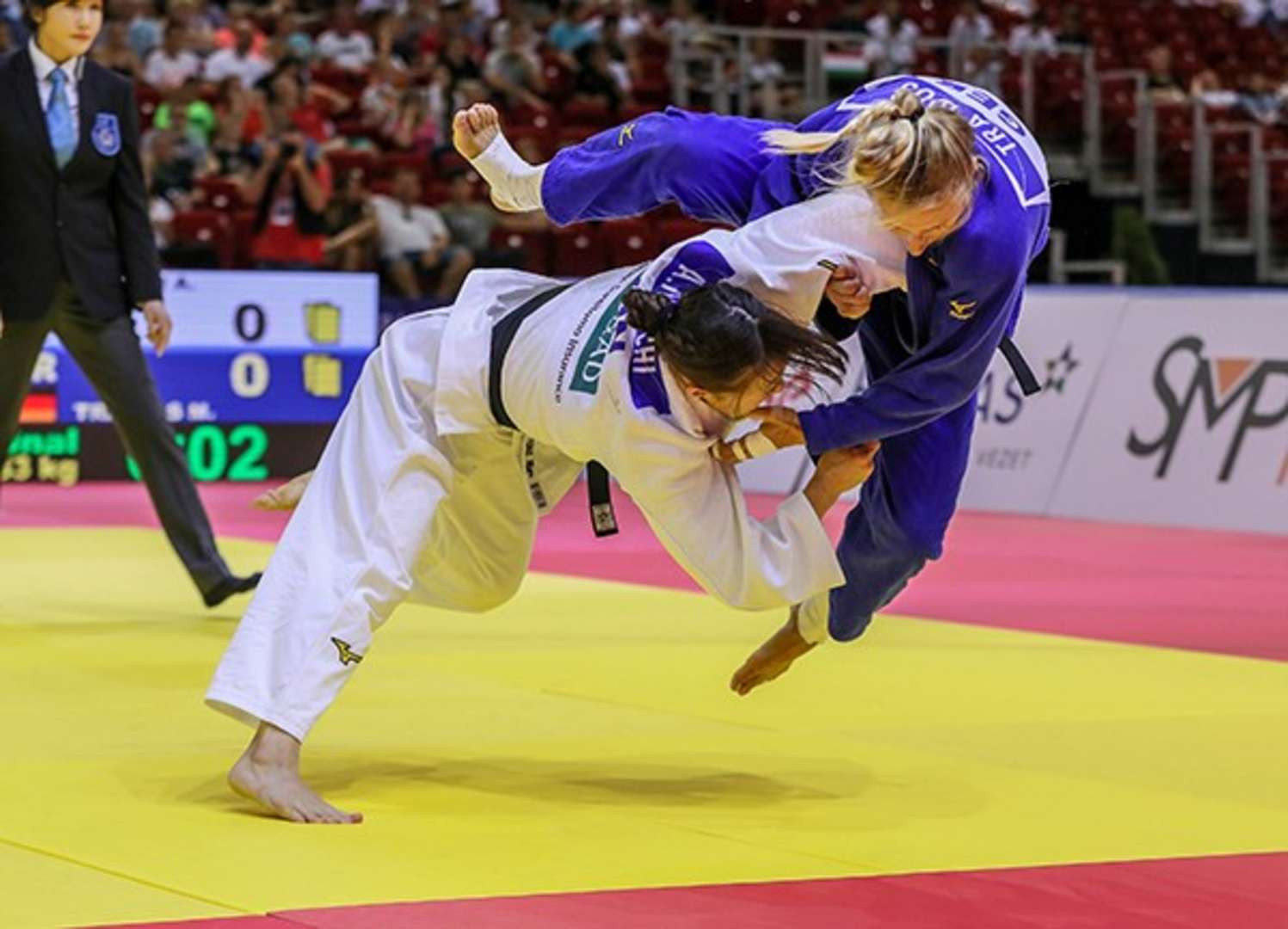 World Judo Tour confirmed to return this month with Budapest Grand Slam