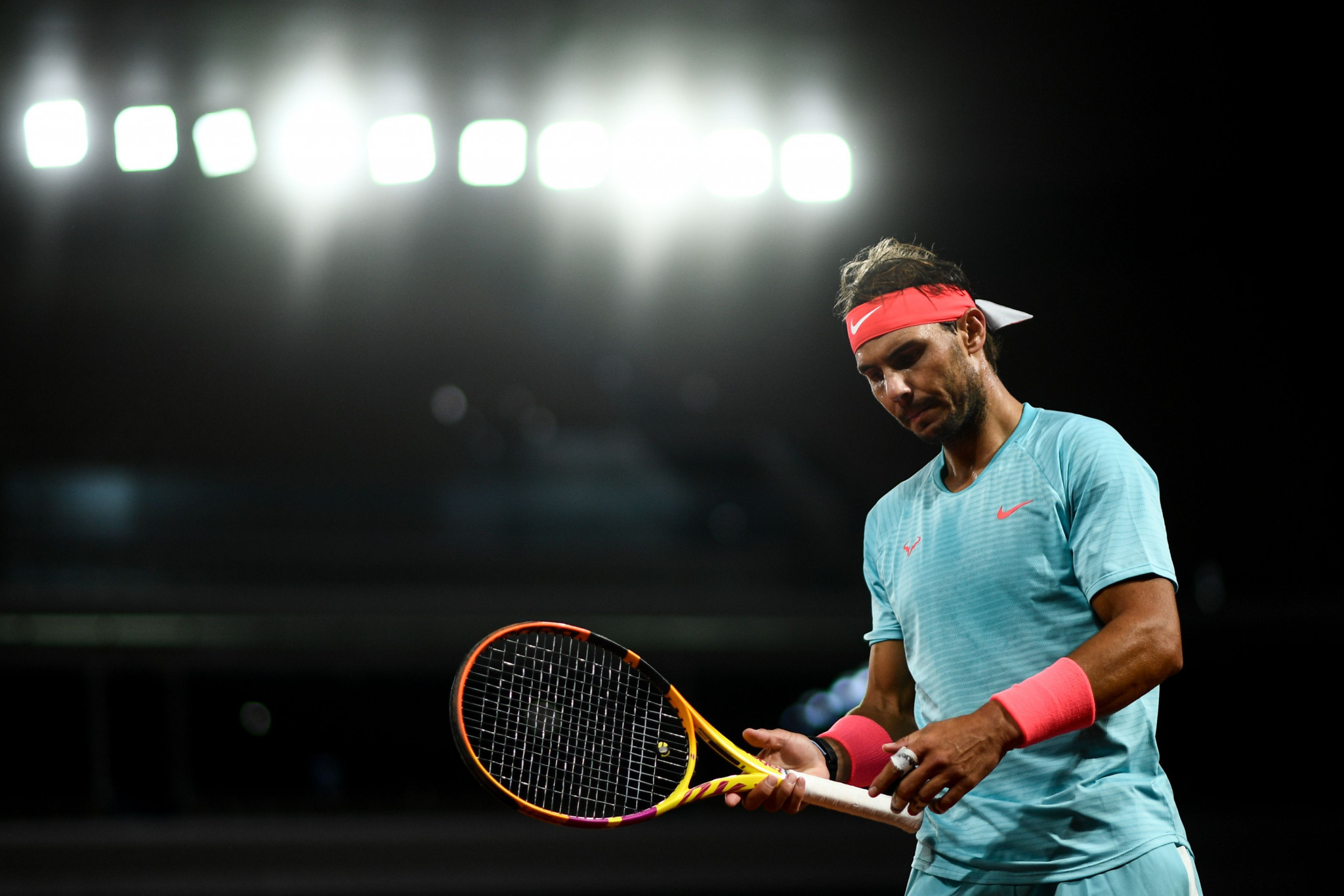 The Tennis Podcast: Night tennis in Paris is 'dangerous', says Rafael Nadal