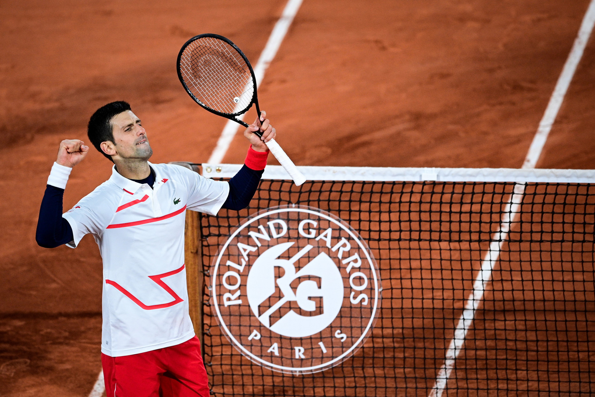 Djokovic, Kvitová and Kenin all into French Open semi-finals