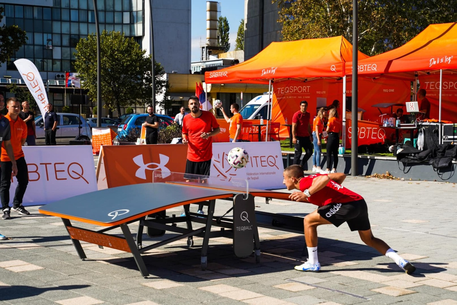 Competitive tournaments are resuming amid coronavirus restrictions ©FITEQ