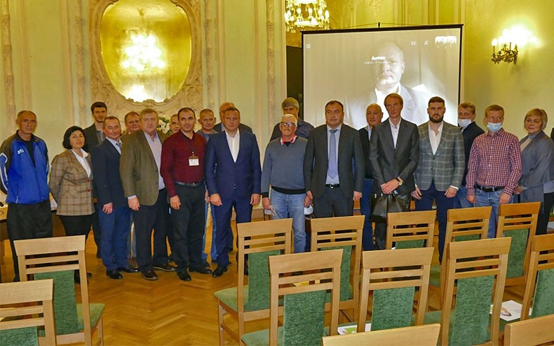 Moroz elected as new President of Russian Field Hockey Federation