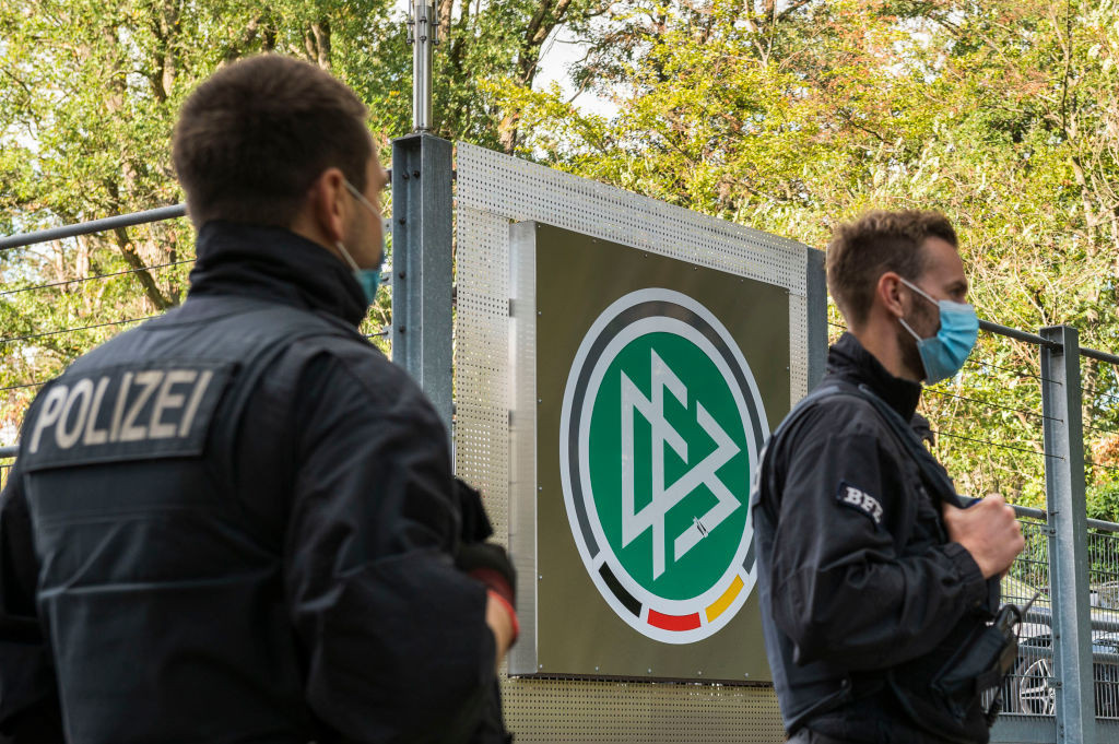 Prosecutors raid German Football Association headquarters in tax fraud investigation