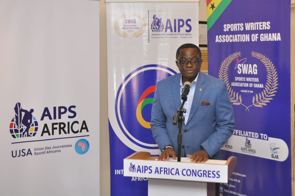 Ghana Olympic Committee President has big plans for 2023 African Games