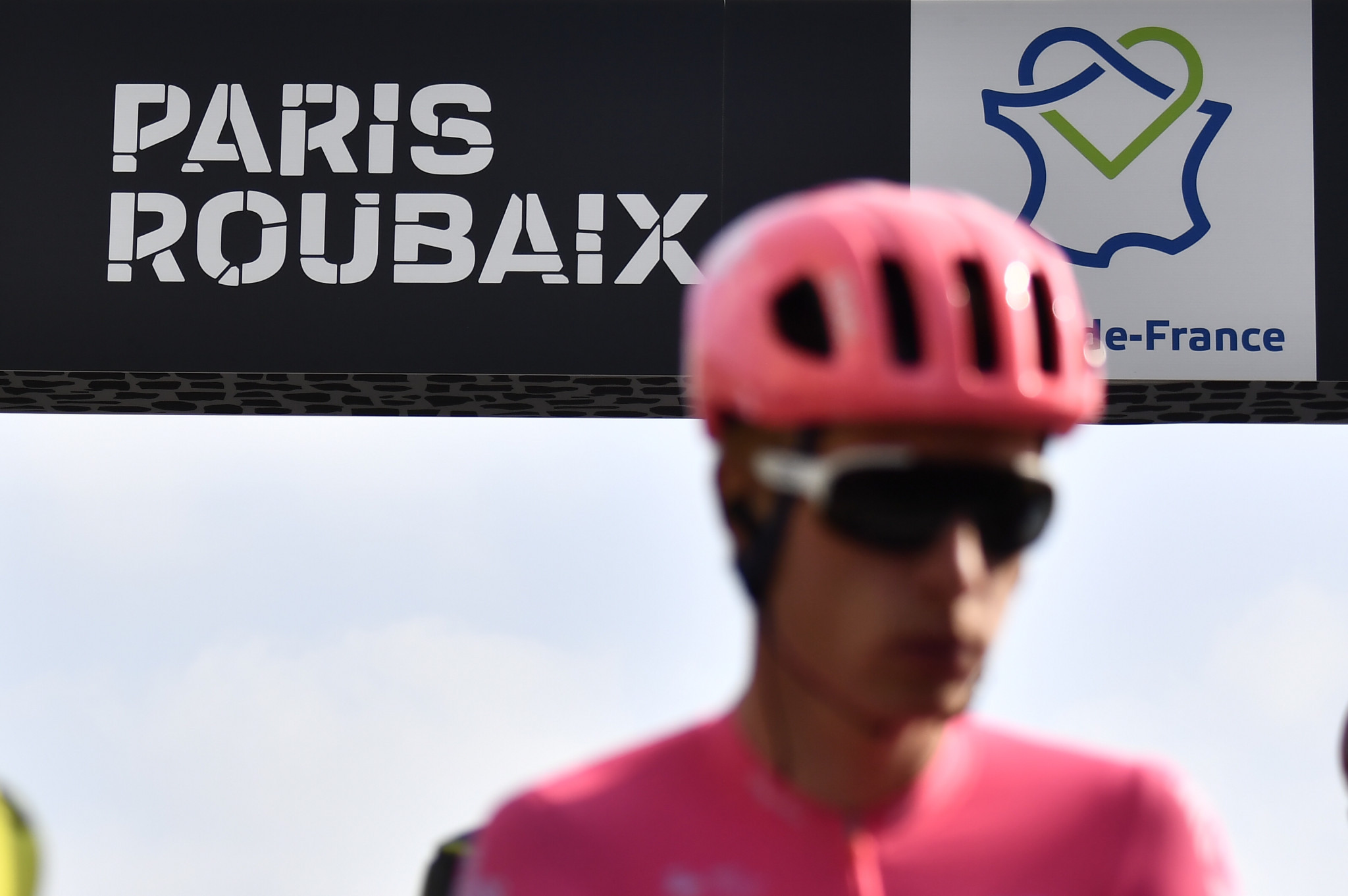 A women's Paris-Roubaix had been scheduled to take place for the first time ©Getty Images