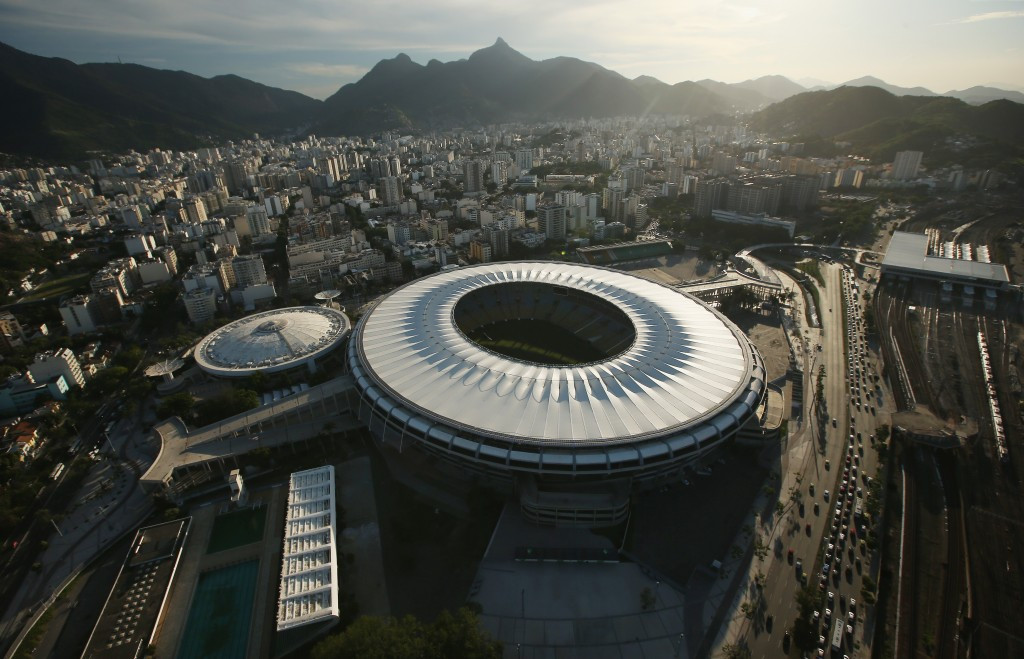 The Maracanã is one of the most famous stadiums in the world ©Getty Images