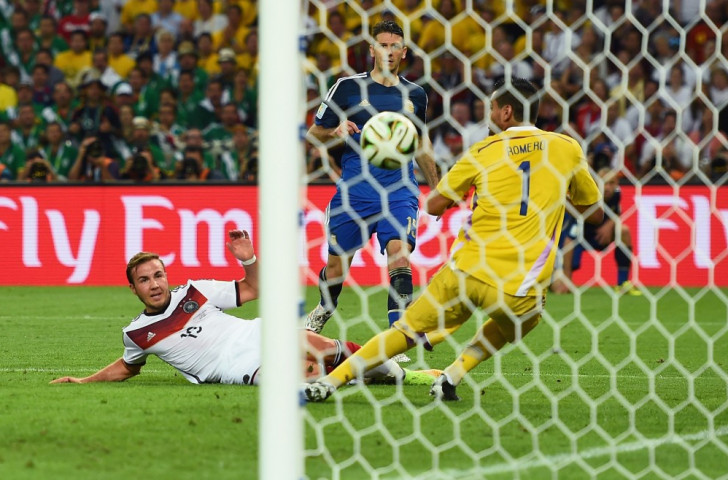 The Maracanã Stadium played host to the 2014 FIFA World Cup final in which Germany's Mario Götze scored the winning goal during extra-time