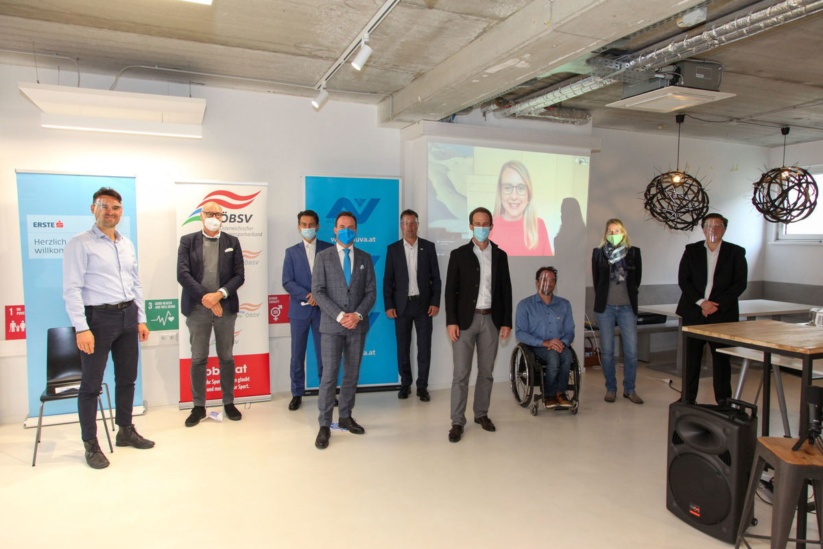 New digital platform to be launched for Austrian wheelchair basketball league