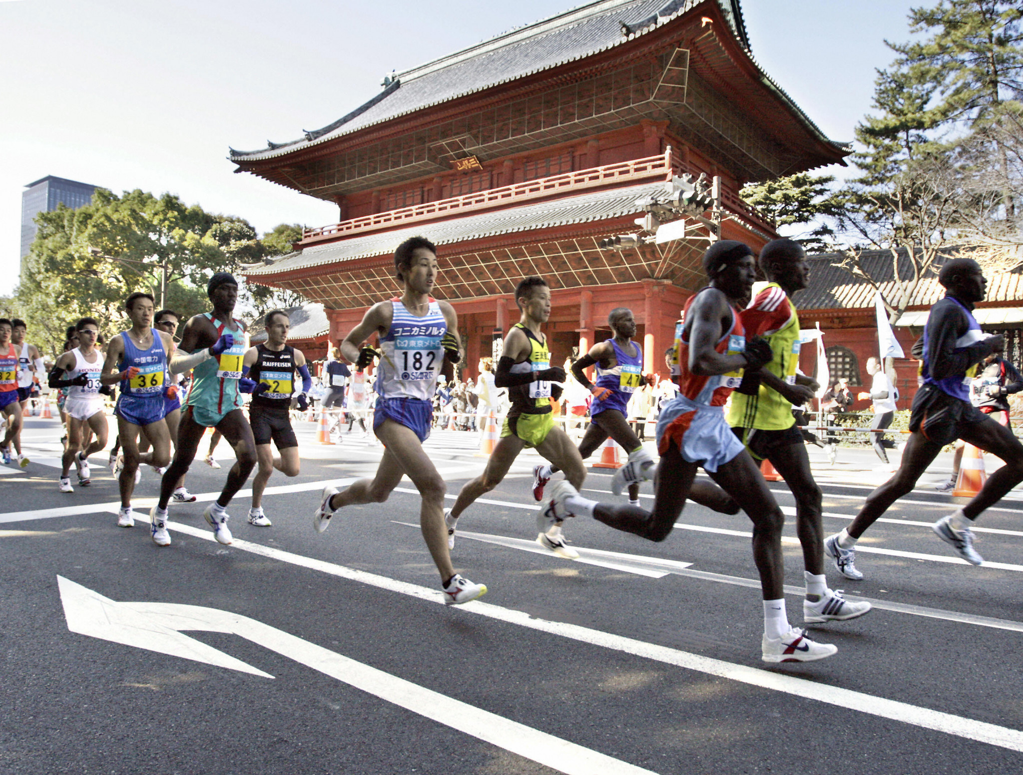 Next Tokyo Marathon given October 2021 date, after Olympic Games