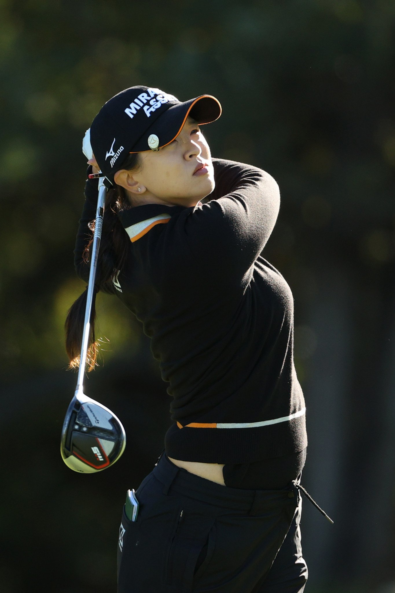 Red-hot Kim Sei-young takes solo lead at Women's PGA Championship