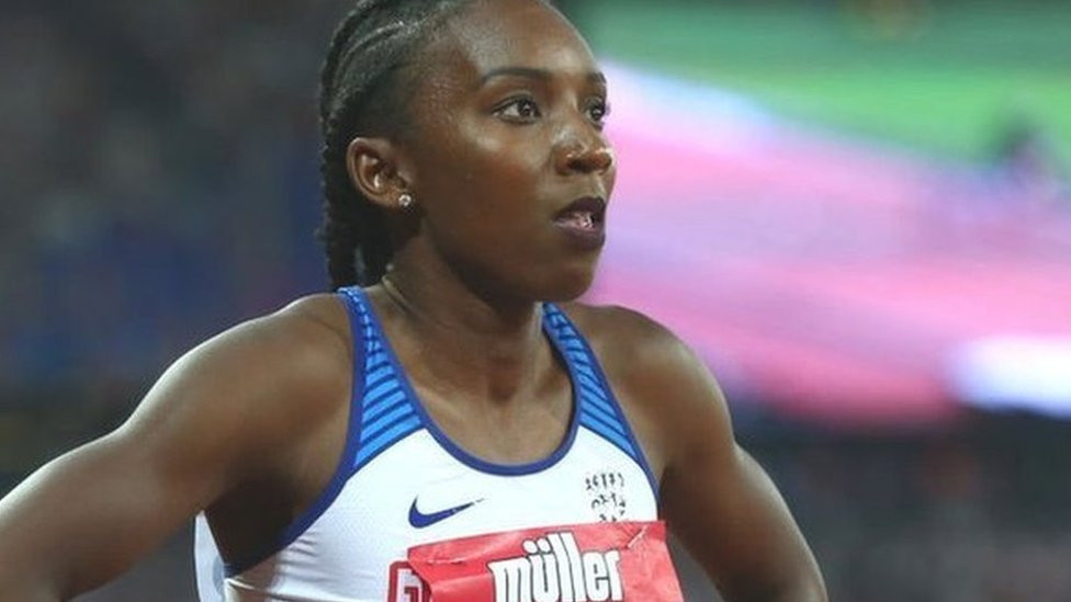 Police officers under investigation for stop and search of British sprinter Williams