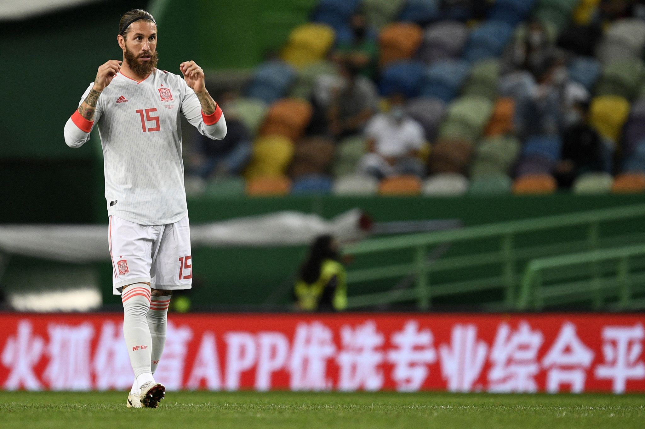 Spanish Football Federation keen for Ramos to compete at Tokyo 2020