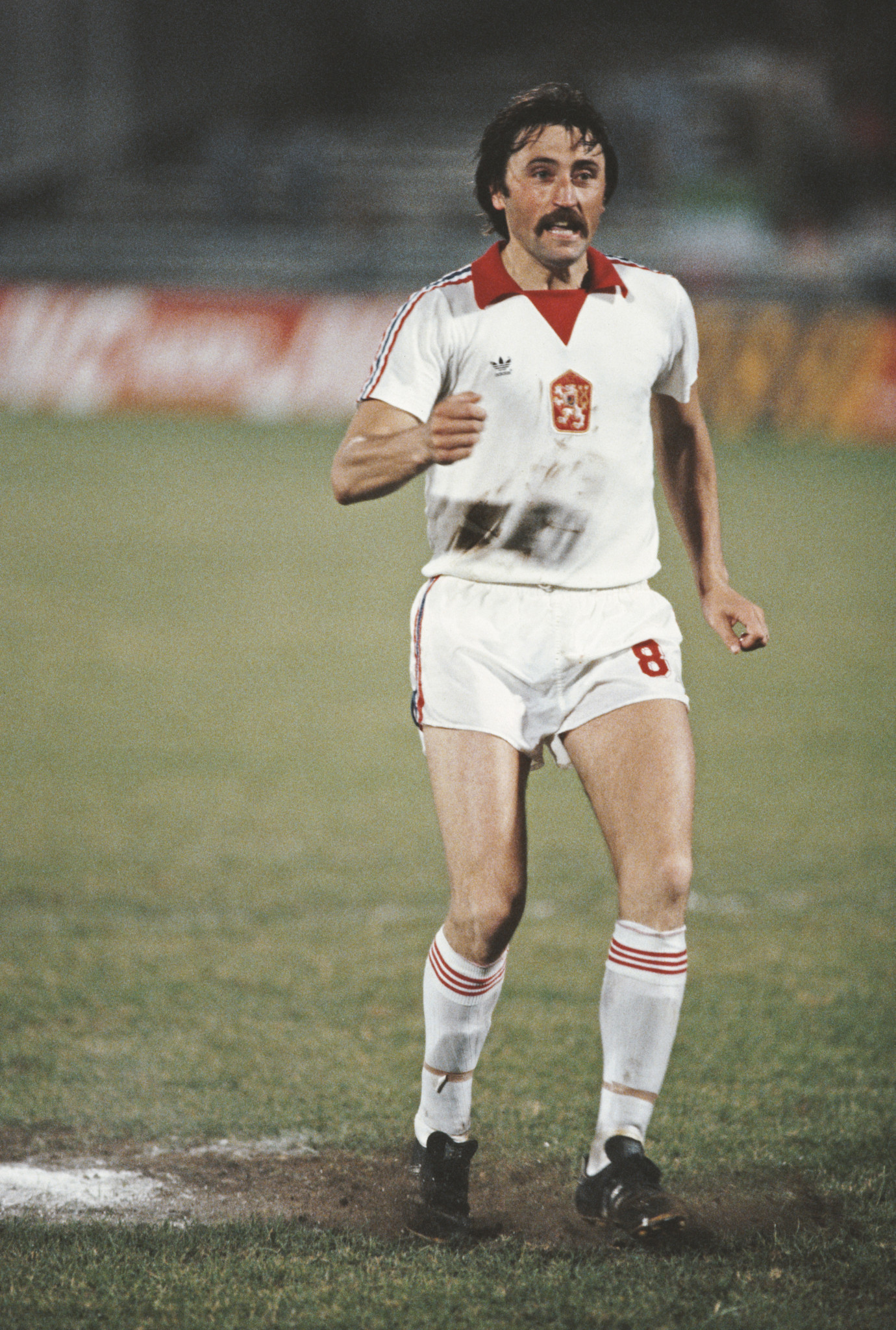 Antonin Panenka was famous for his chipped penalty kicks, which have become known as