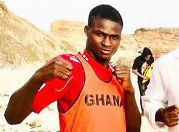 Ghanaian boxer tipped for 2023 African Games success dies at age of 18