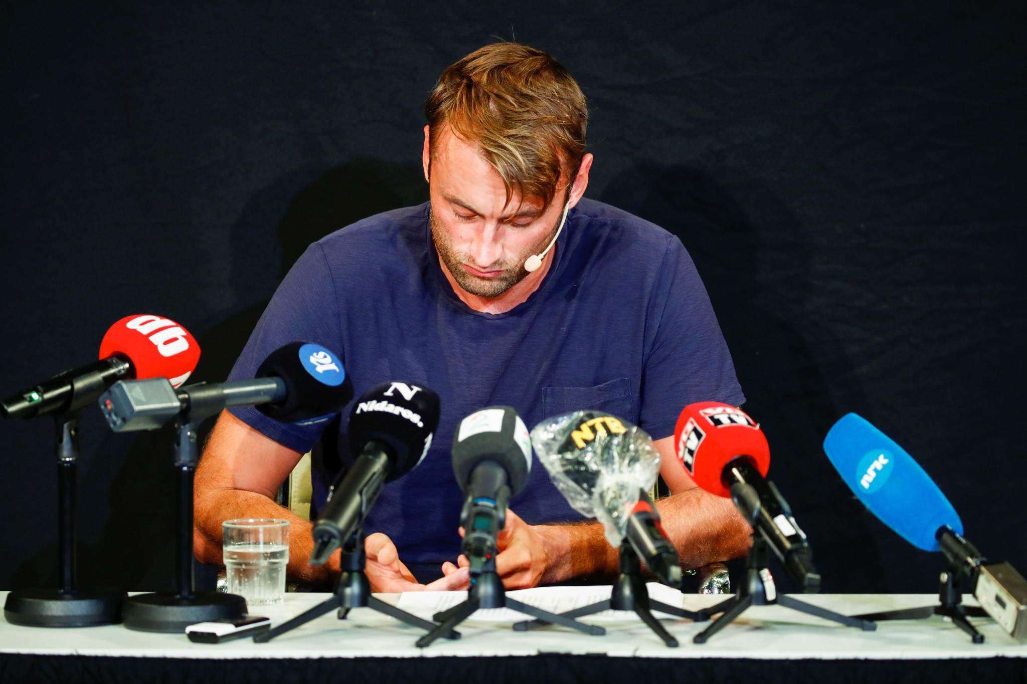 Northug awaiting prosecution decision after investigation into driving and cocaine possession