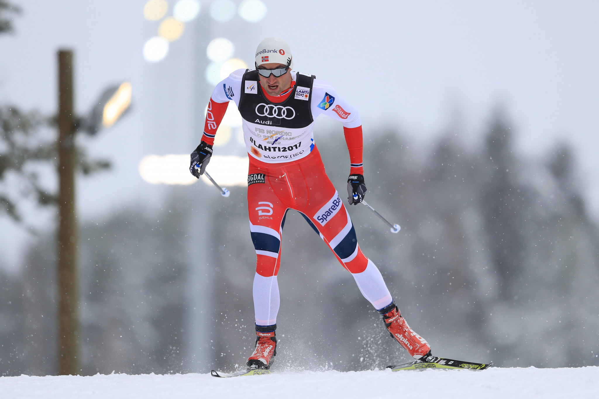 Petter Northug won two gold medals at the Vancouver 2010 Winter Olympic Games ©Getty Images