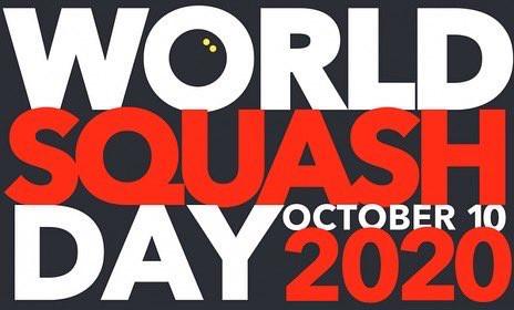 World Squash Day celebrations held online