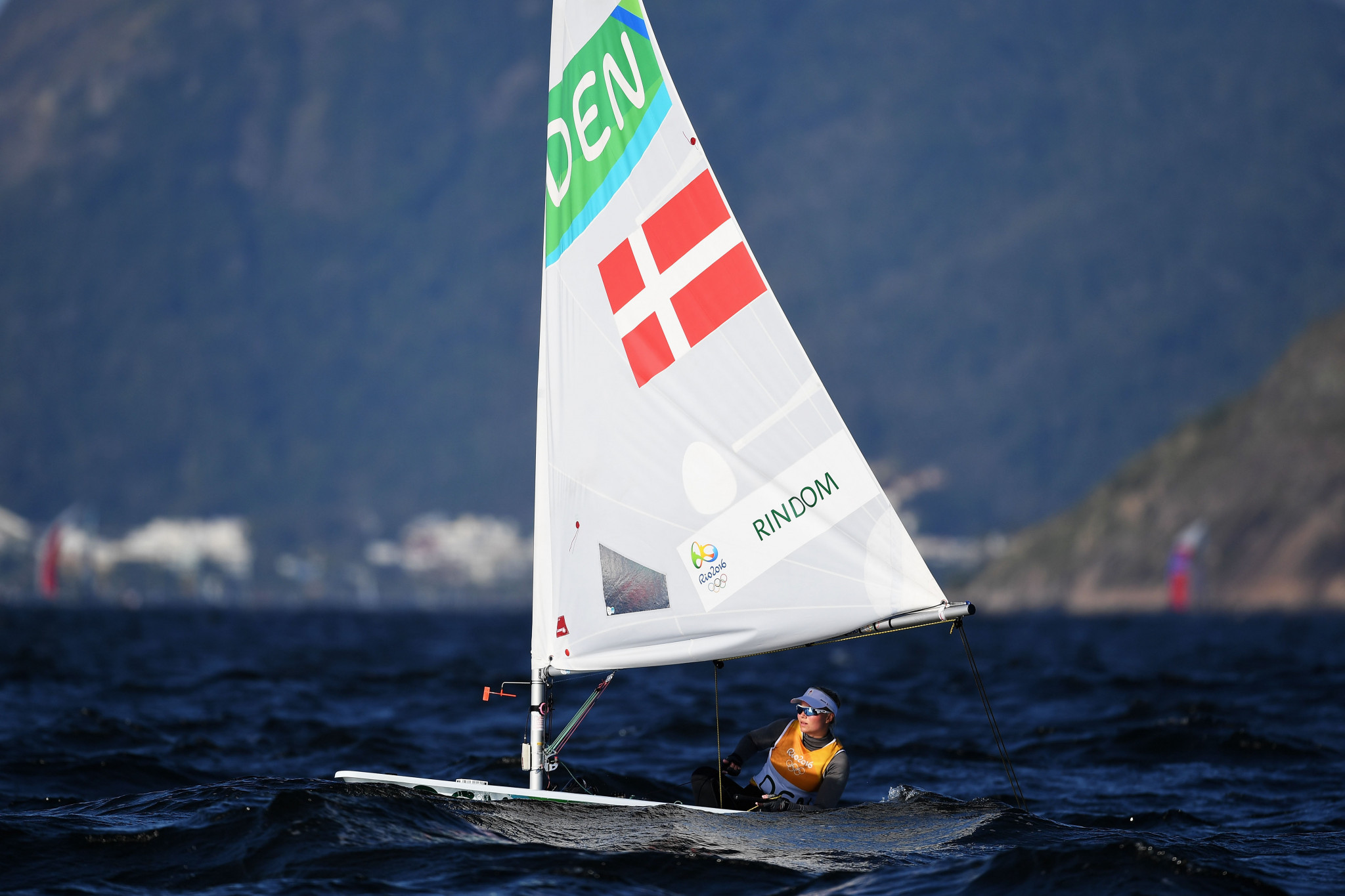 Rindom extends lead at European Laser Championships