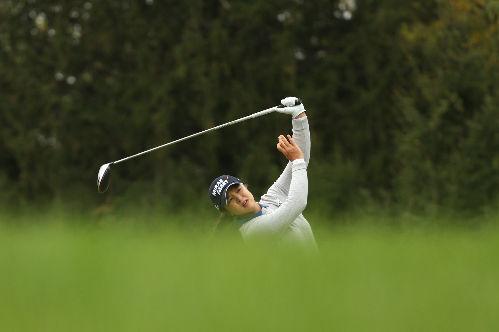 Lydia Ko finishes in top 20 at Women's PGA Championship