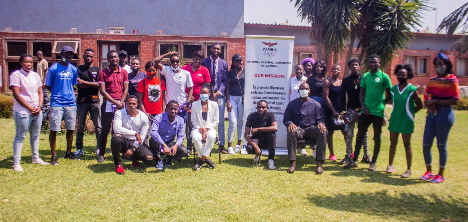 NOC of Zambia Athletes' Commission hosts roundtable discussion
