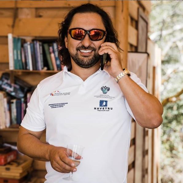 Nacra 17 sailor Dzhienbaev elected Russian Yachting Federation President