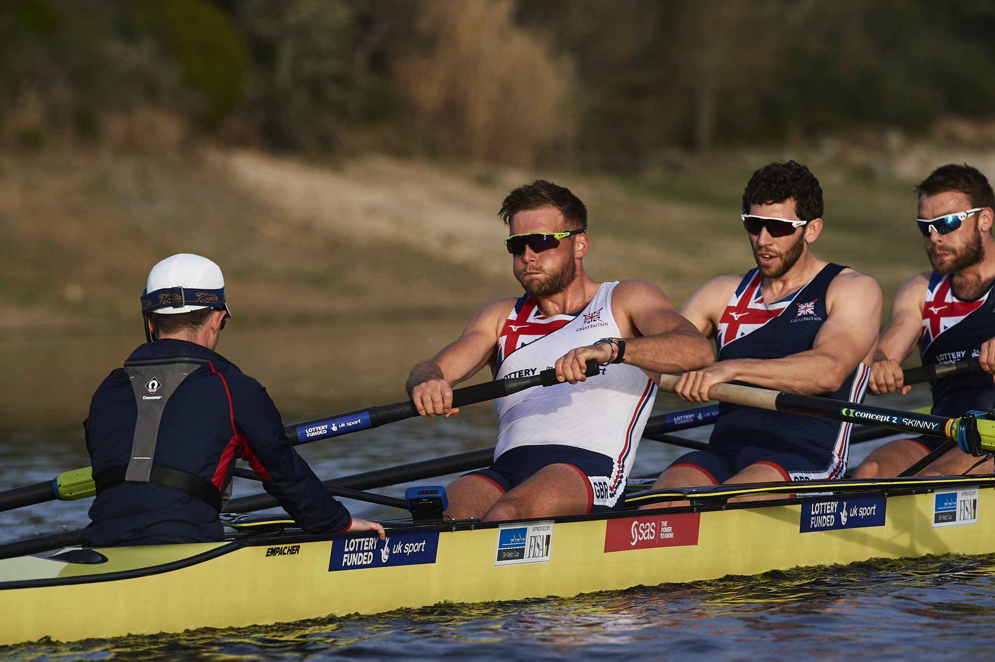 British Rowing extends analytics deal with SAS through postponed Tokyo 2020 Olympics