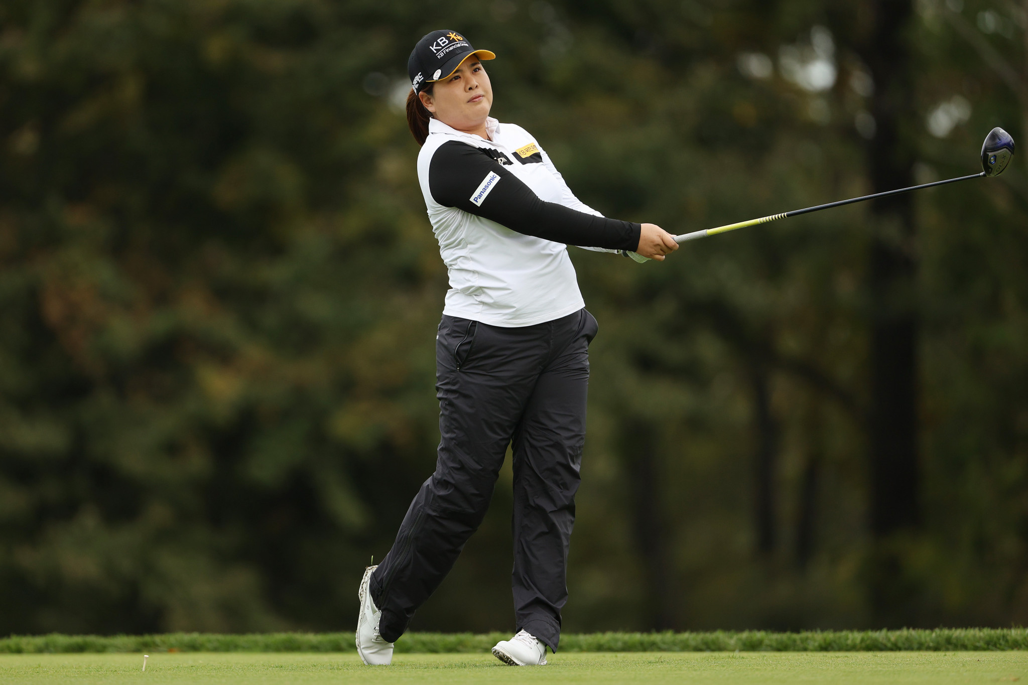 "Coronavirus makes Tokyo 2020 ""less"" of a goal for Olympic golf champion Park"