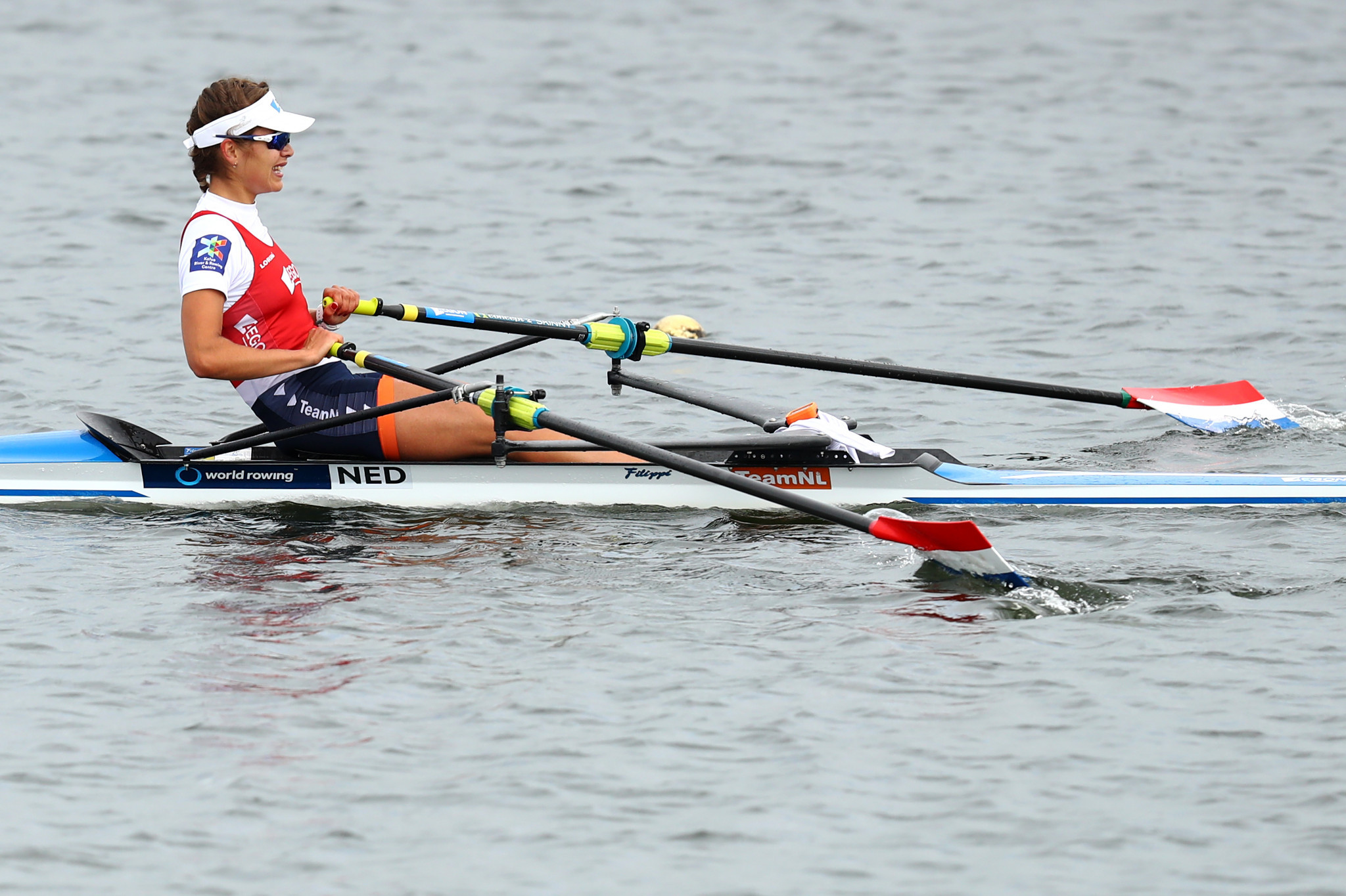 Golds galore for The Netherlands on final day of European Rowing Championships