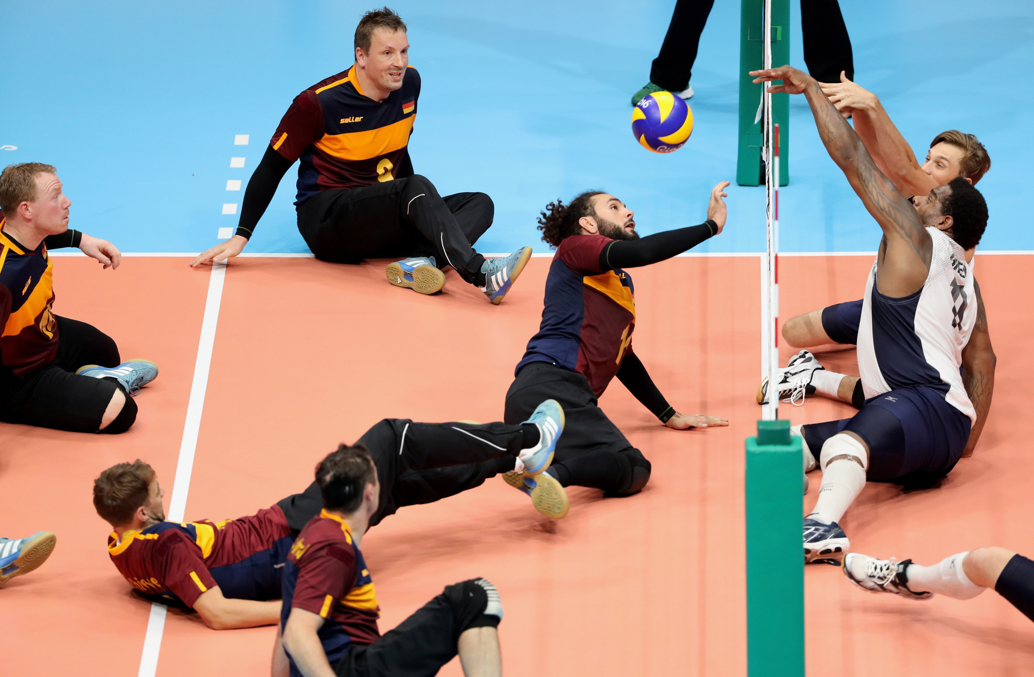 Duisburg to host re-arranged World ParaVolley Men's Paralympic Qualifier