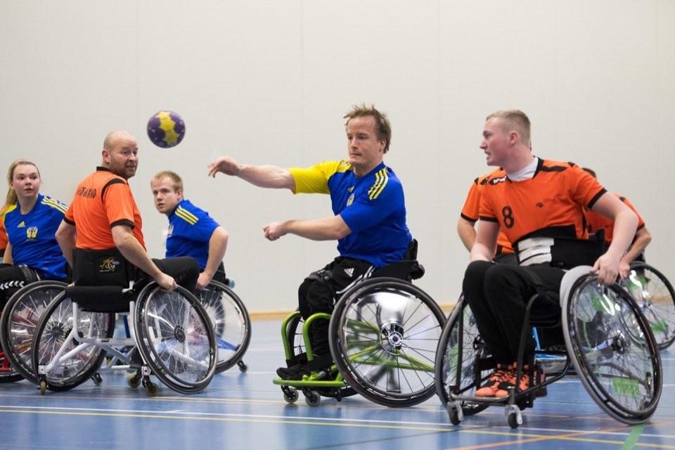 IHF webinar series to shine a light on wheelchair handball