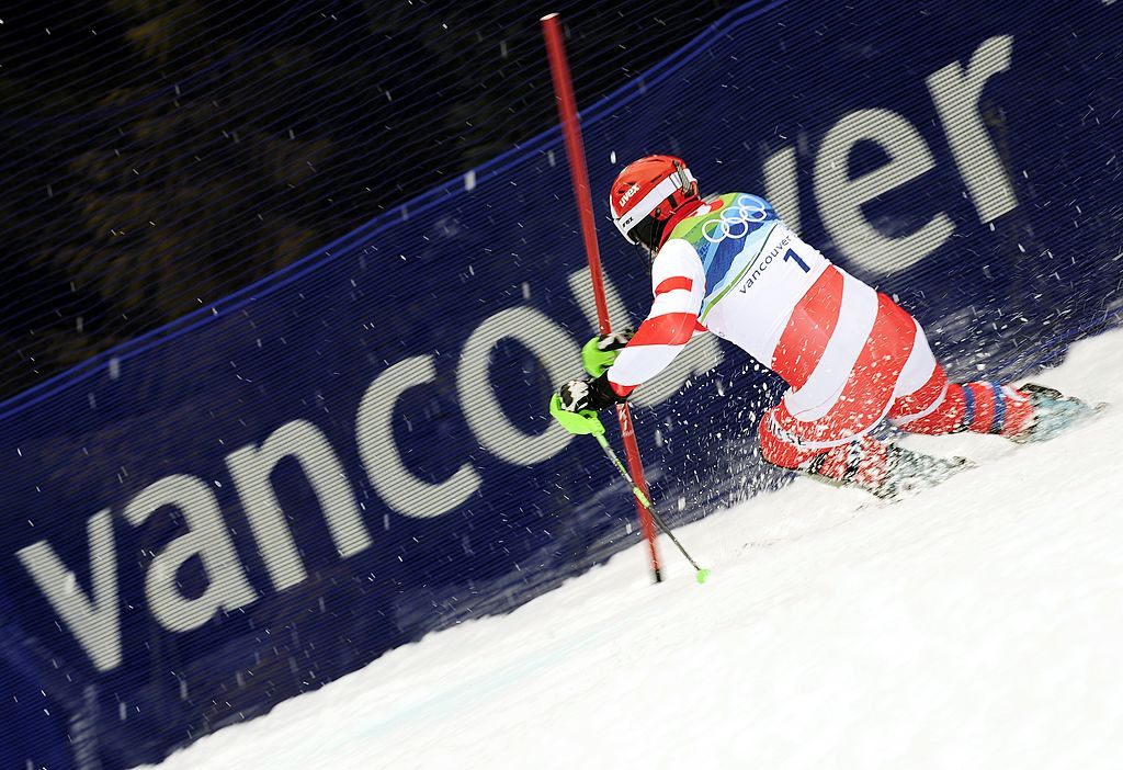 Darrell MacLachen was the chief of competition for men's Alpine skiing events at Vancouver 2010 ©Getty Images
