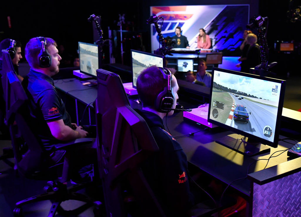 The GEF is also set to launch its own professional esports tour ©Getty Images