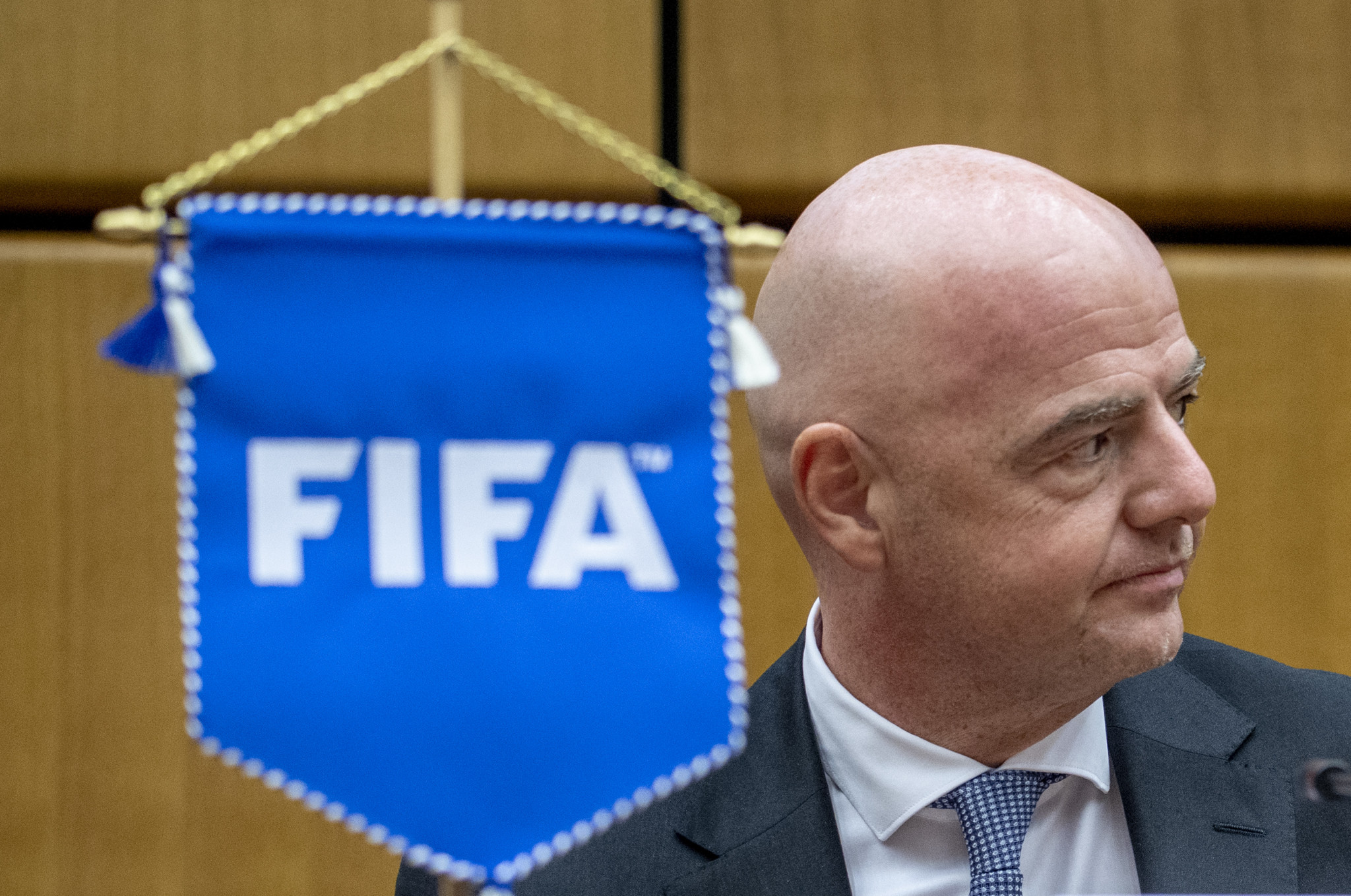 Infantino hails governance reforms as FIFA Compliance Summit begins