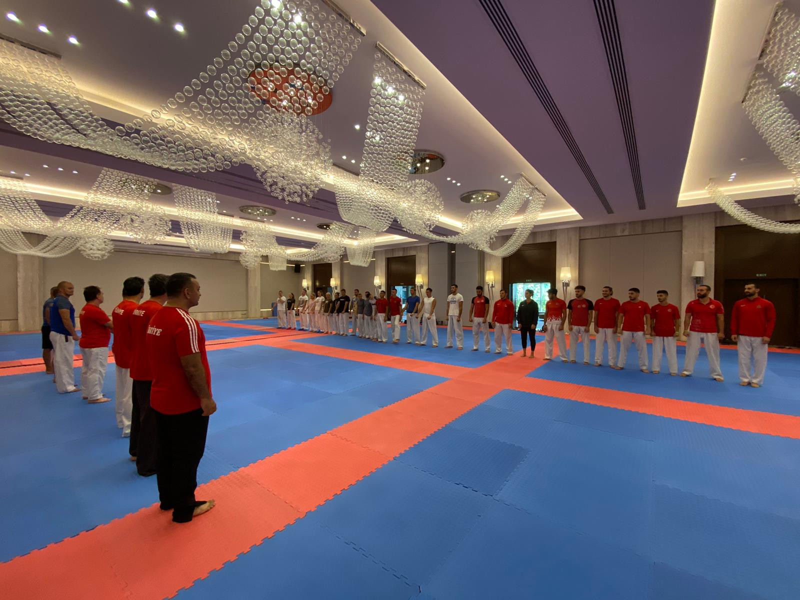 "Turkey and Ukraine hold joint karate camp as ""new normal"" period continues"