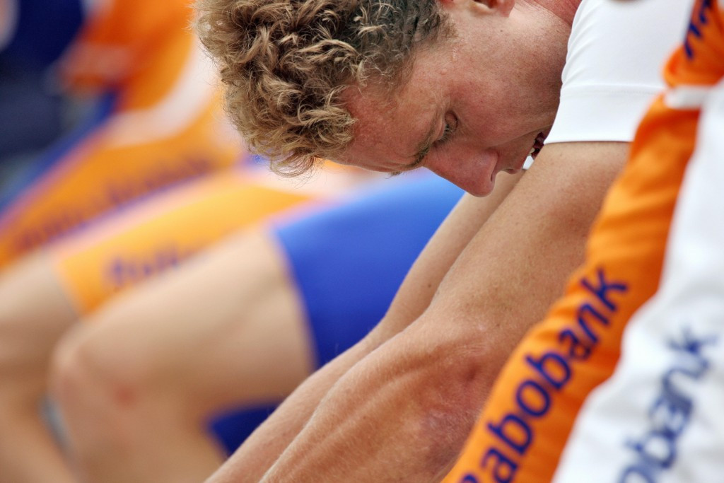 UCI ban former Dutch cyclist Boogerd for two years