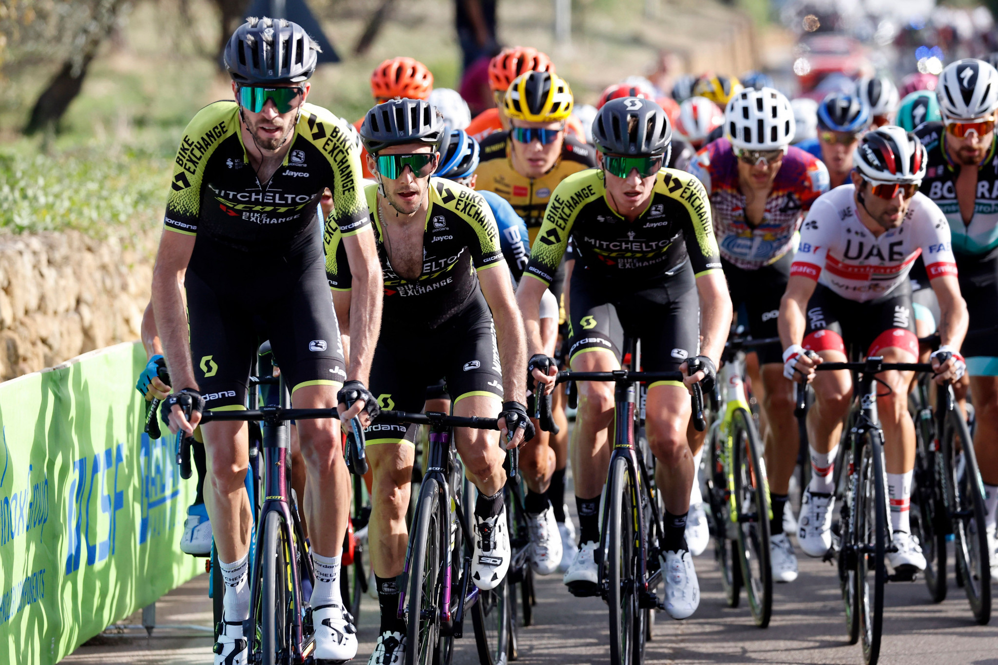 Mitchelton-Scott has withdrawn from the Giro d'Italia ©Getty Images