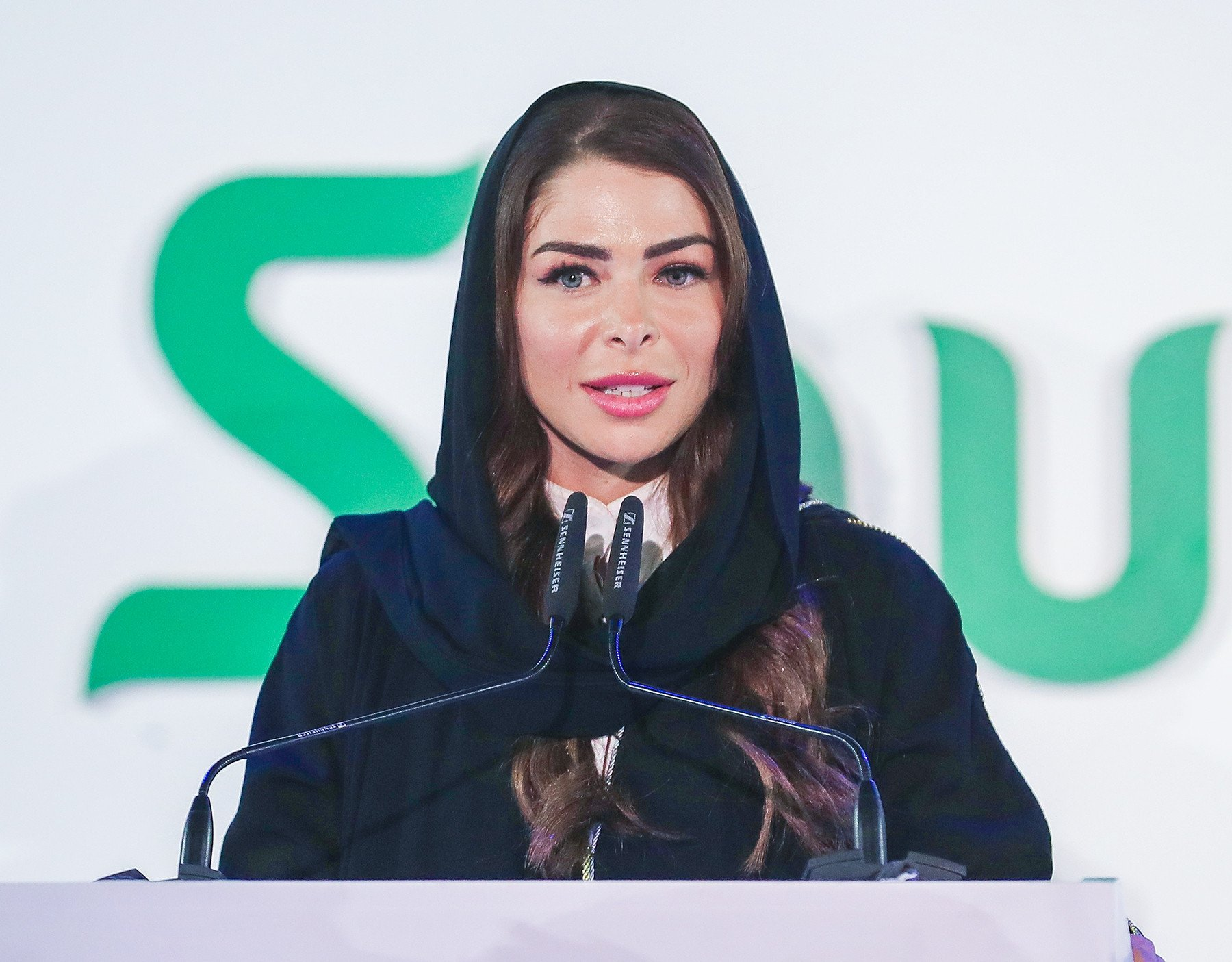 Riyadh 2030 puts Saudi Arabia's first female Olympic medallist in charge of Athletes' Commission