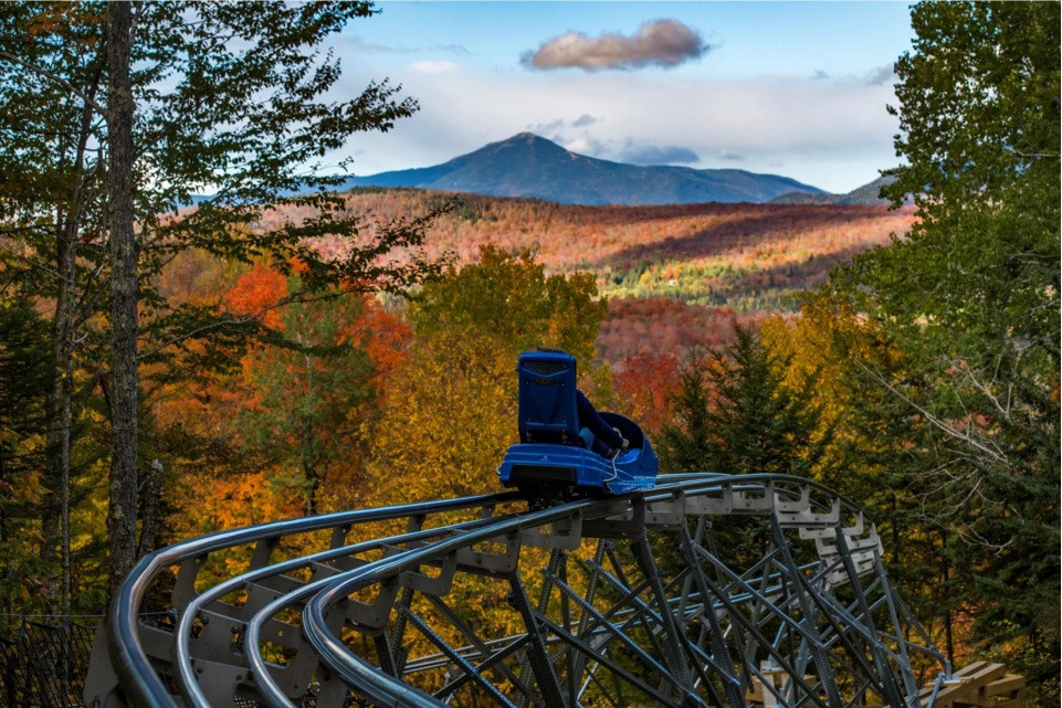 "Roller coaster opened in bid to ""modernise"" site ahead of Lake Placid 2023"
