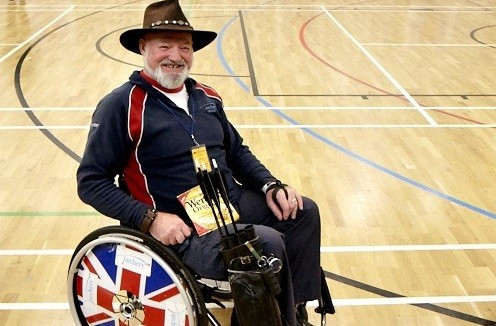 Archery coach and Paralympian Stevens announces retirement