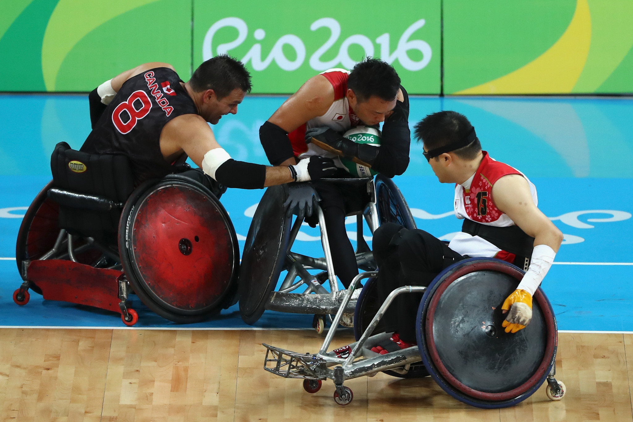 The IWRF says the section is aimed at helping to protect all who participate in the sport ©Getty Images