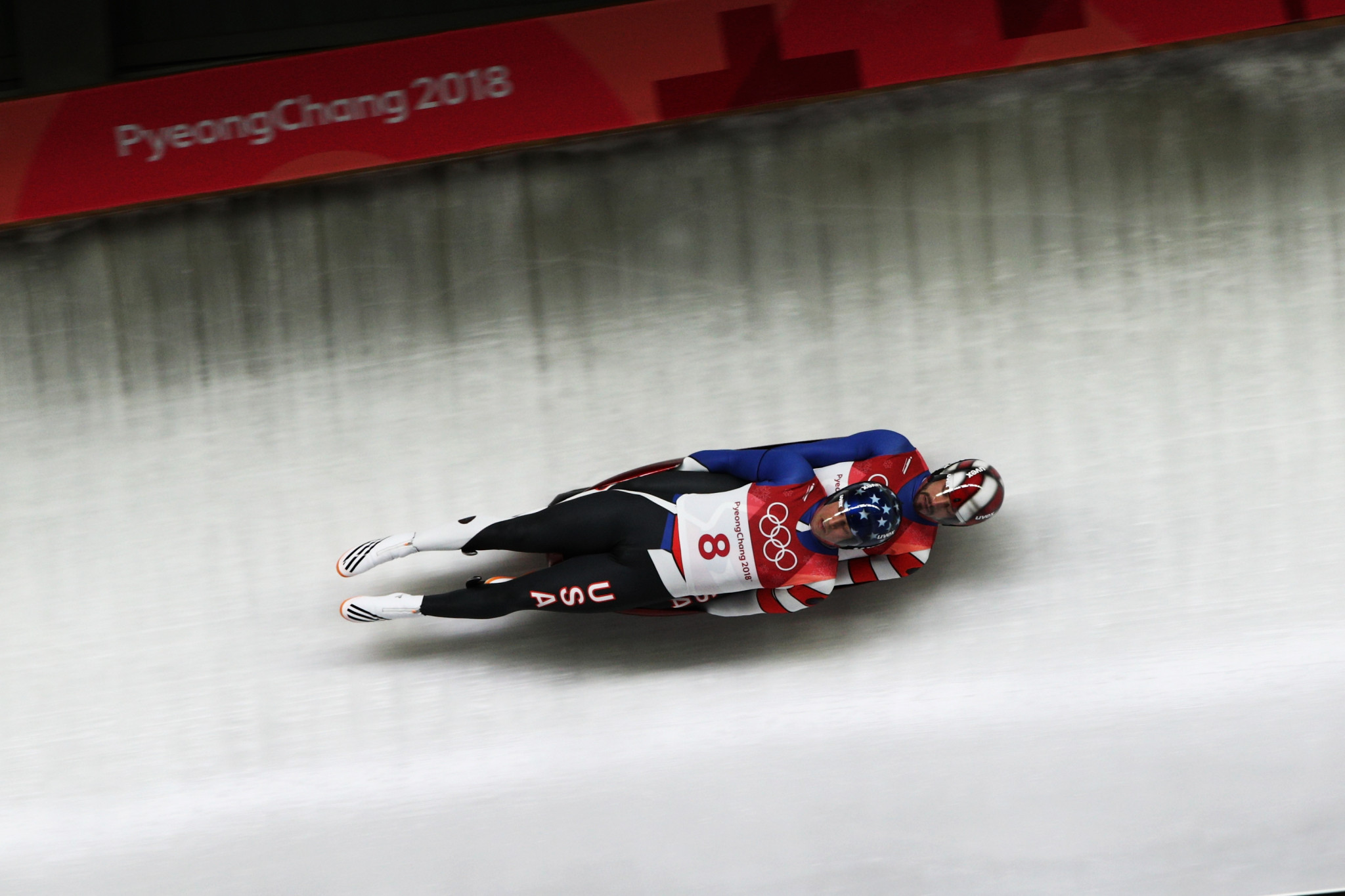 USA Luge is aiming to improve performances ahead of Beijing 2022 ©Getty Images